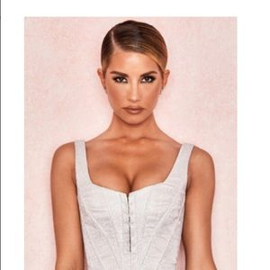 House of CB Cropped Corset